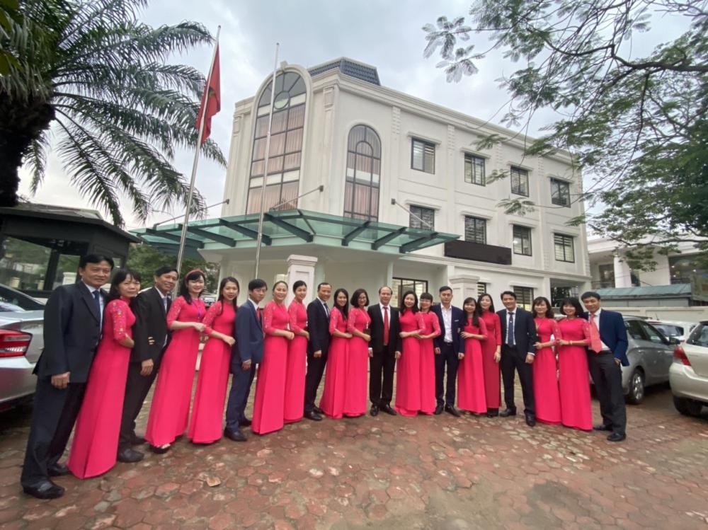 Sở Ngoại vụ Hà Tĩnh Phát huy vai trò tổ chức Công đoàn góp phần thực hiện thắng lợi nhiệm vụ chính trị