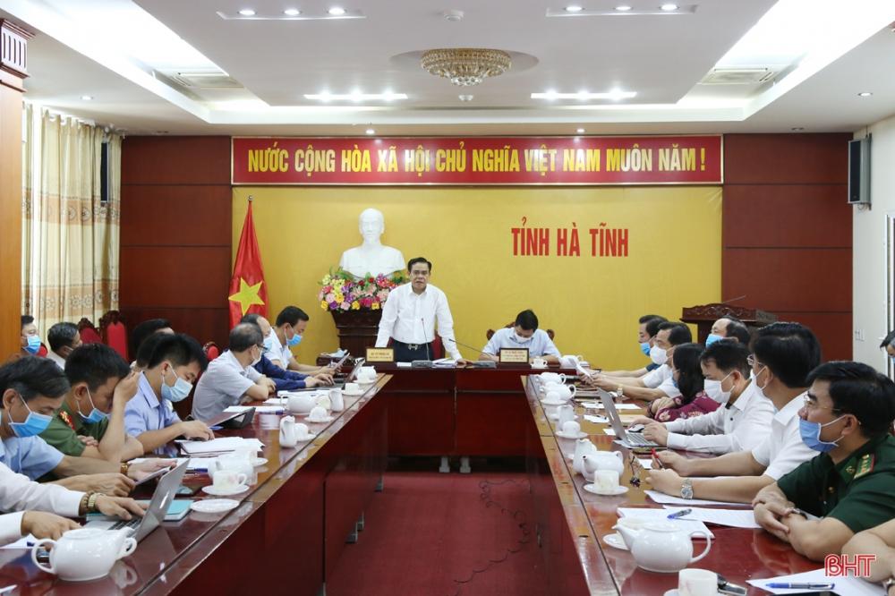 Công văn chỉ đạo của UBND tỉnh về chấn chỉnh, nâng cao hiệu quả công tác phòng, chống dịch covid 19