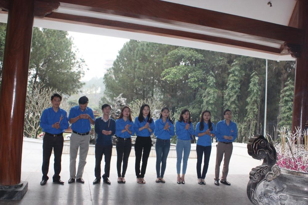 Chi đoàn Sở Ngoại vụ hướng tới hoạt động kỷ niệm 85 năm ngày thành lập Đoàn TNCS Hồ Chí Minh