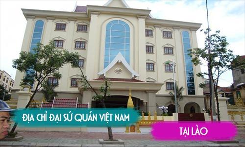 Thông báo của Đại sứ quán Việt Nam tại Lào về việc nhập cảnh Việt Nam