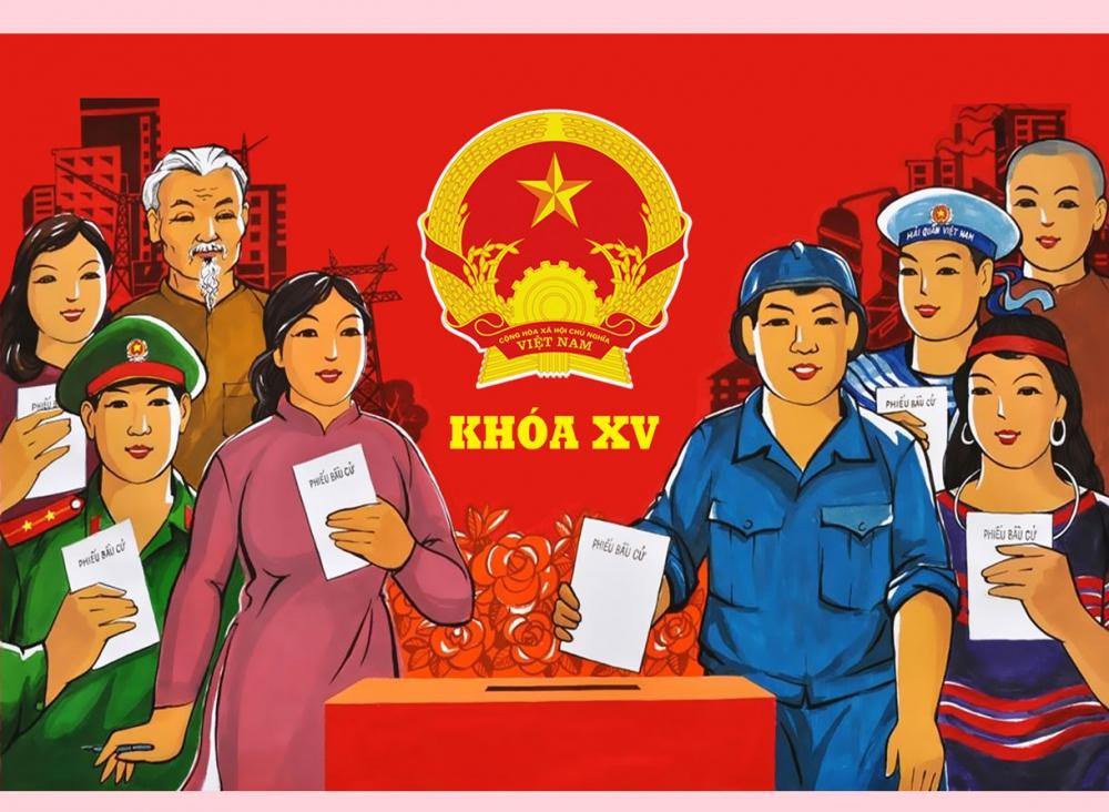 Hạn nhận hồ sơ ứng cử đại biểu Quốc hội, đại biểu HĐND Hà Tĩnh đến 17h ngày 14/3/2021