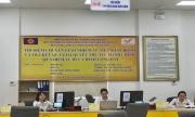 Sở Ngoại vụ tiến hành thí điểm chuyển giao nhiệm vụ tại trung tâm pv hành chính công cho bưu điện