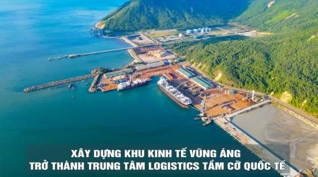Xây dựng Khu Kinh tế Vũng Áng trở thành trung tâm...